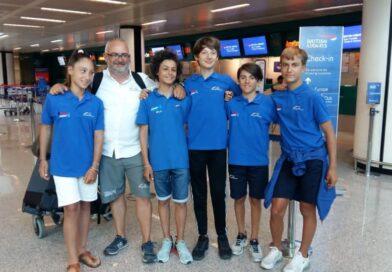 Italia, Campione Mondiale Team Race