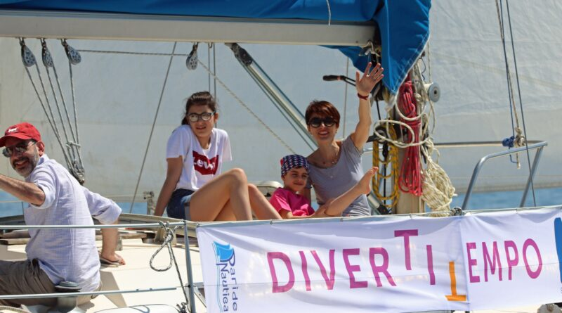 Divertitempo, domenica a Nettuno si naviga per l'inclusione
